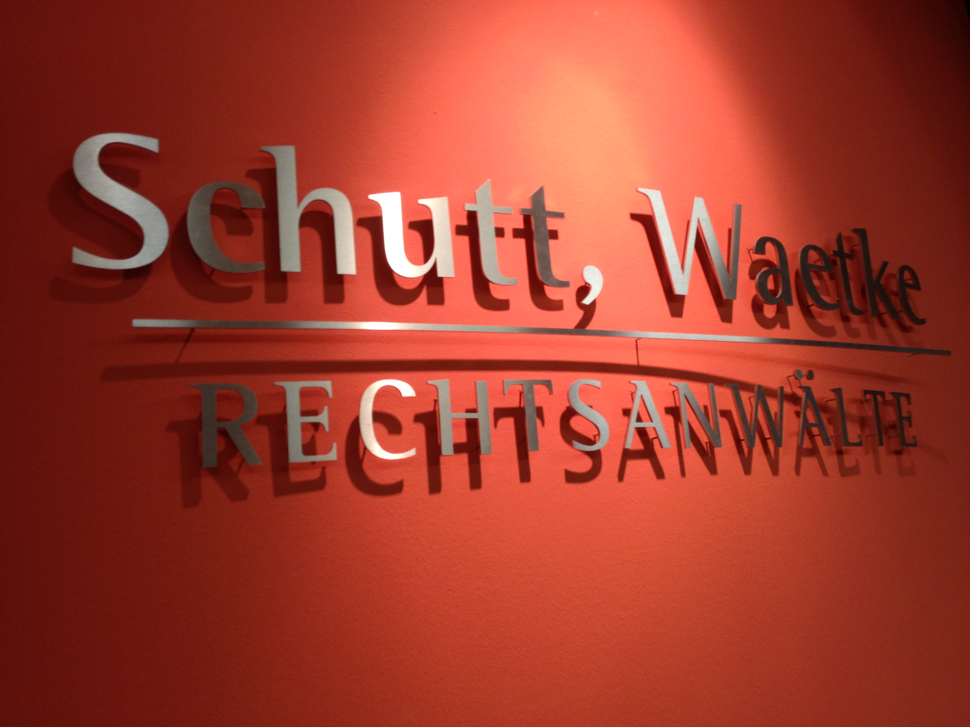 Schutt Waetke Rechtsanwälte