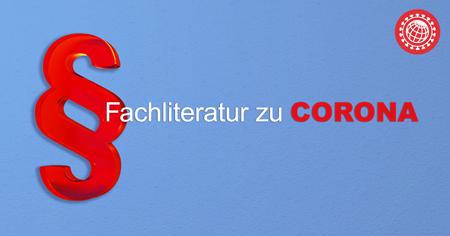 Corona Recht Fachliteratur C.H.BECK