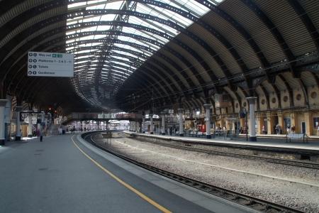Sheffield Railway Station (Foto: C. Koss)