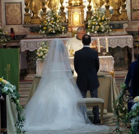 Scheiden tut dann weh ... (Hochzeit in Rom, 01.10.2016, C. Koss)