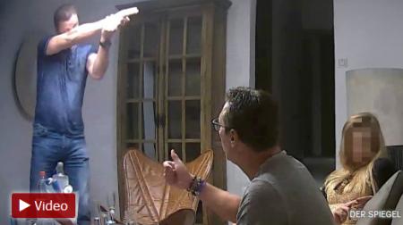 Strache, Gudenus, Ibiza Video